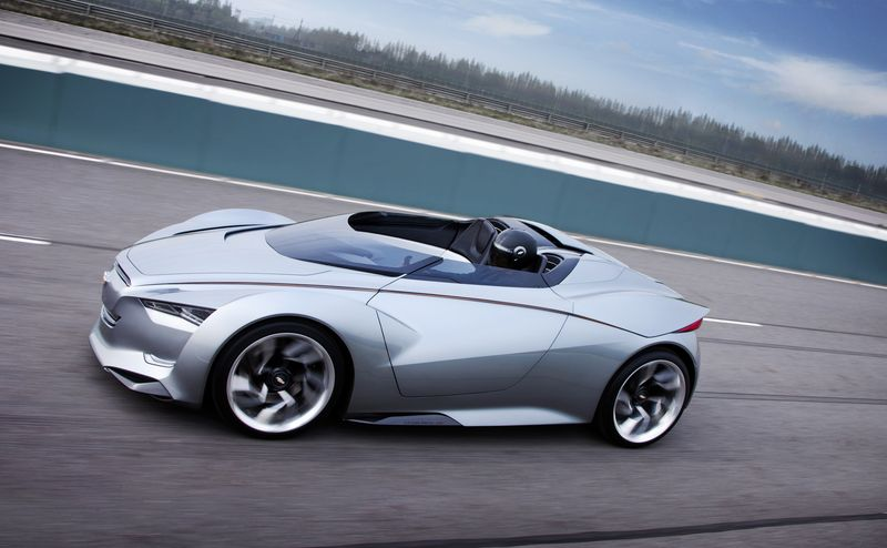 Chev concepts roadster